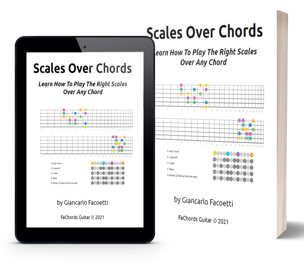 Scales Over Chords