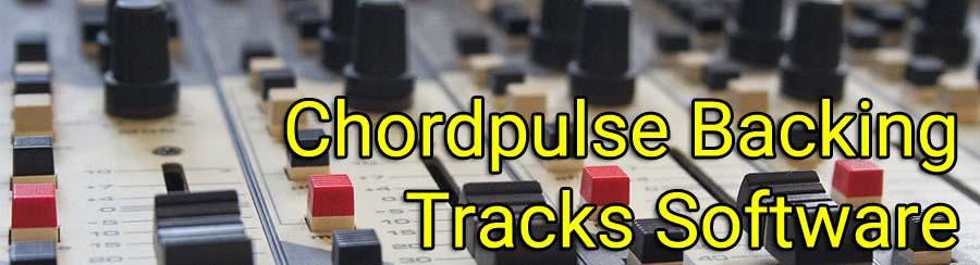 chordpulse backing tracks creation software