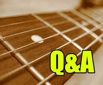 fretboard navigation Q&A series