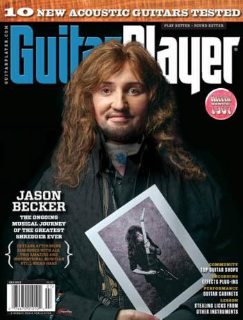 Jason Becker story