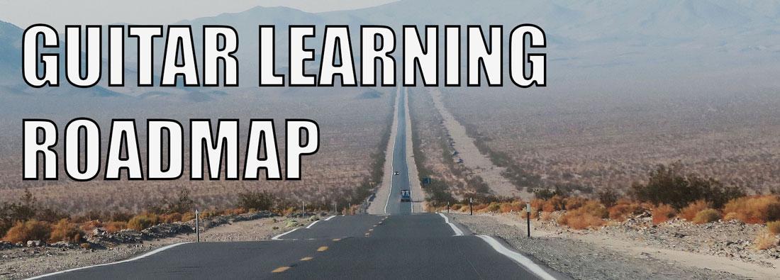 guitar learning roadmap