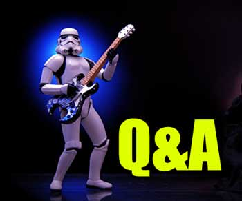 unusual chords progressions Q&A series